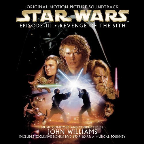 Star Wars Episode III: Revenge of the Sith - Original Motion Picture Soundtrack Soundtrack edition (2005) Audio CD by Unknown (0100-01-01)