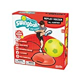 Enlarge toy image: Reflex Soccer Swingball - school time children learning and fun