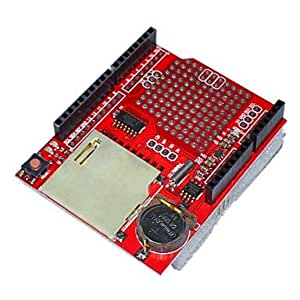 KEYES XD-204 Data Logging Shield Module for Arduino - Red