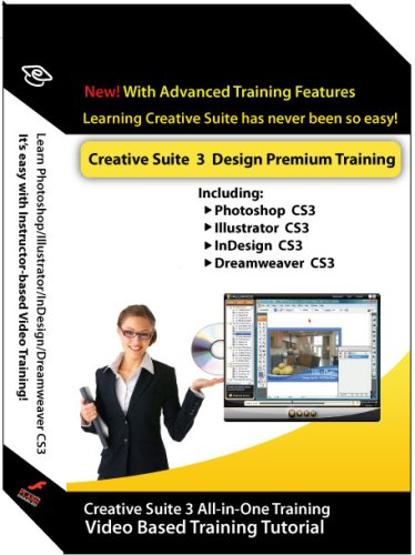 Für Office Bedienungsanleitung Microsoft (Adobe Creative suite 3 Design Premium Training Courses (Photoshop, Illustrator, InDesign & Dreamweaver))