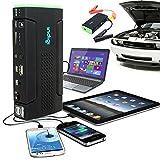 Indigi ® Multifunktions-kraftvollen Power Bank Kfz-Starthilfe, Notfall-Stromzufuhr für iPhone, iPad, Smartphone, Laptop-Flash Light