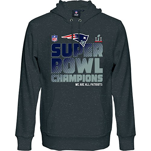Nfl-champions Patriots (NFL Football T-Shirt NEW ENGLAND PATRIOTS SUPER BOWL Champions Locker Room Shirt Superbowl (X-LARGE))
