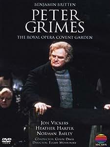 Peter Grimes [DVD] [2001]