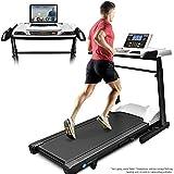 Sportstech Deskfit DFT500 2in1 Laufband inkl. Schreibtisch