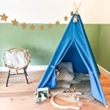 [TIPI ZELT] Indianerzelt für Kinder - für Kinderzimmer - Wigwam