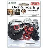 50-delige Afdichtingsringenset afdichtingsset O-ring rubberen afdichting assortiment