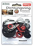 50tlg. Dichtungsringe Set | Dichtung Satz | O-Ring | Gummidichtung Sortiment