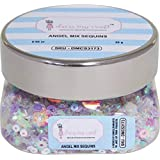 Dress My Craft Angel Mix Sequins