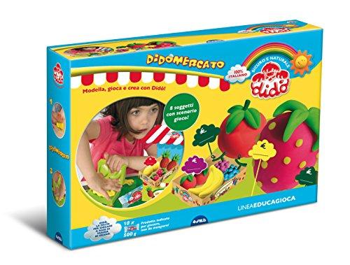 Didò-340300 gioco mercato, colore keine, 250 ml, 340300