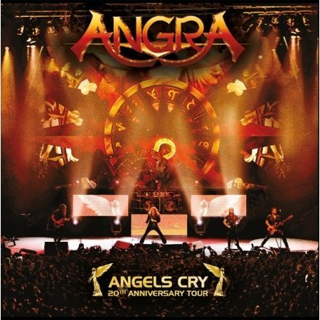 Angels Cry 20th Anniversary Tour (2CD) by Angra (2015-02-05)