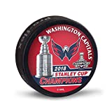 Wincraft Washington Capitals 2018 Stanley Cup Champs Souvenir NHL Puck