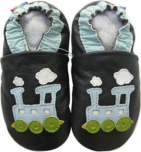 Carozoo Train Blue Black C2 4-5y