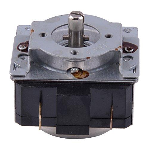 LETAOSK 60 Minuten 60M 250V Zeitschaltuhr für elektronischen Mikrowellenherd 2 Pins DKJ/1-60