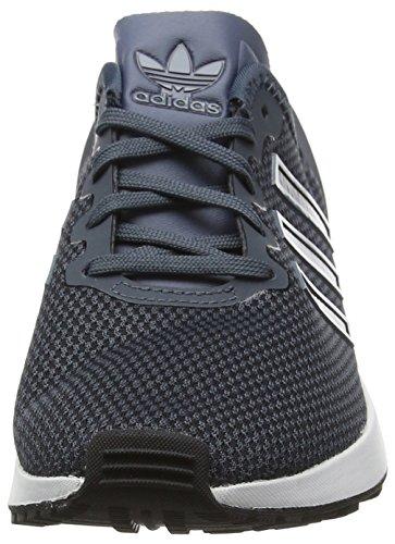 adidas Zx Flux Adv, Scarpe da Corsa Unisex – Adulto, 39 1/3 EU Nero (Bold Onix/Bold Onix/Core BlackBold Onix/Bold Onix/Core Black)