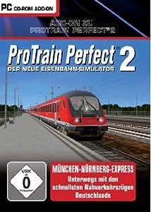 Pro Train Perfect 2 - Thema München - Nürnberg Express