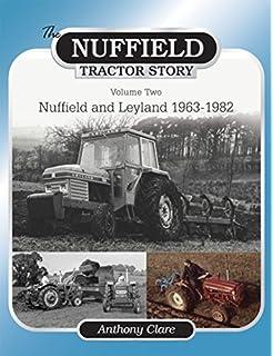 Tractors Evolution Nuffield t-shirt
