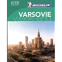Guide Vert Week-End Varsovie Michelin