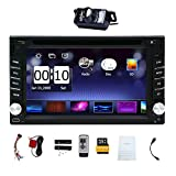 DVD Player Autoradio Multimedia Automotive Parts 3D GPS CD Auto Radio Electronics 2 Din In Dash MP3 Music Headunit Car Stereo In Deck Car Video logo Back Camera