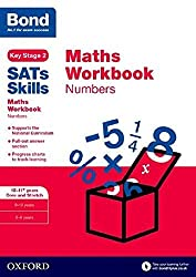 Bond SATs Skills: Maths Workbook: Numbers 10-11+ Years core and stretch