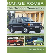 Range Rover: The Second Generation (Crowood Autoclassics)