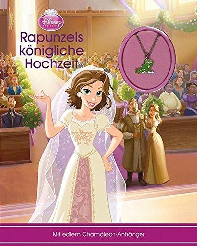 Preisvergleich Produktbild Rapunzels königliche Hochzeit: Mit edlem Chamäleon-Anhänger