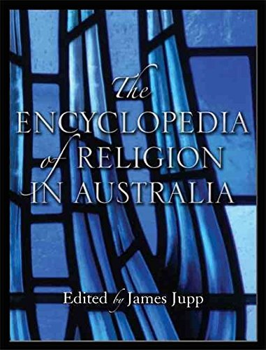[(The Encyclopedia of Religion in Australia)] [Edited by James Jupp] published on (September, 2009) par James Jupp