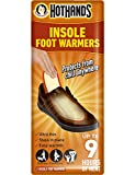 Hot Hands Instant Insole Foot Warmers - 1 Pair