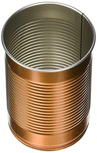 Étain peut Cocktail Tasse cuivre 10 oz/280 ml – Set de 4 mugs – Cocktail fantaisie en forme de pouf peut