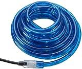 Leuchten Direkt 86020-56 Deko LED-Lichtschlauch 6 m, blau