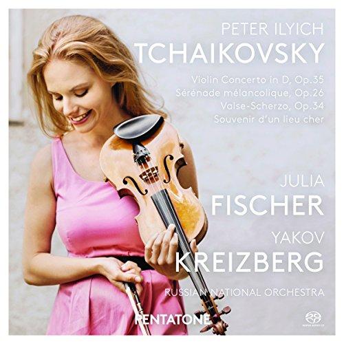 Tschaikowsky: Violinkonzert Op.35, Sérénade mélancolique, Valse-Scherzo, Souvenir d'un lieu cher