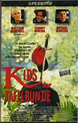 Kids der Tafelrunde [VHS]