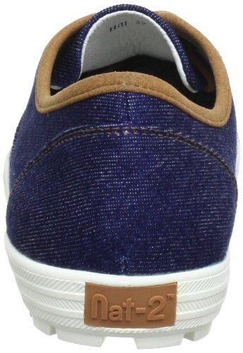 Nat-2 Hill, Baskets mode femme Bleu (Navy Denim)