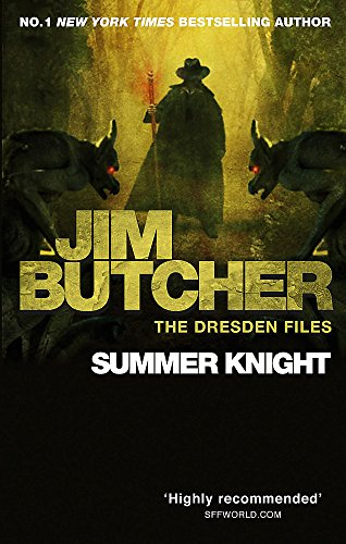 Summer Knight: The Dresden Files, Book Four -