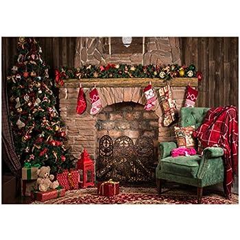 WaW 7x5ft Weihnachts Hintergründe Fotografie: Amazon.de