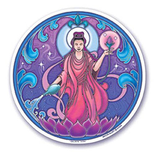 mandala-arts-colorful-decal-window-sticker-45-double-sided-quan-yin-by-bryon-allen-s31