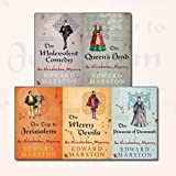 Christopher Redmayne Mysteries and The Nicholas Bracewell Mysteries 9 Books Bundle Collection ( The Parliament House ,Repentant Rake,The Amorous Nightingale ,The Painted Lady ,Merry Devils,Trip to Jerusalem, Malevolent Comedy,Bawdy Basket,Wanton Angel)