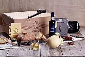 Caciocavallo Impiccato Food BOX di www.caciocavalloimpiccato.net