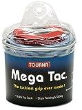 Tourna Zipper Box di 30su Grips–MEGA Tac, unisex, TG30MTB, blu