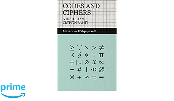 Buy Codes and Ciphers - A History Of Cryptography Book