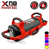 Xn8 Sports Power Bag Sand Bag Weight Lifting Body Fitness Gym Training Handles