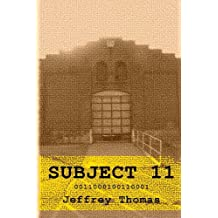 Subject 11 (English Edition)