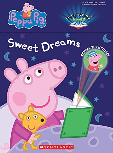 Sweet Dreams, Peppa (Peppa Pig: A Projecting Storybook): A Projecting Storybook (Nick Peppa Pig Jr)