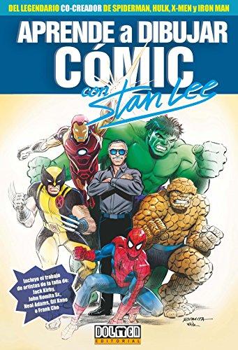 Aprende a dibujar cómic con Stan Lee 1 (Aprende a dibuar Cómic) por Stan Lee