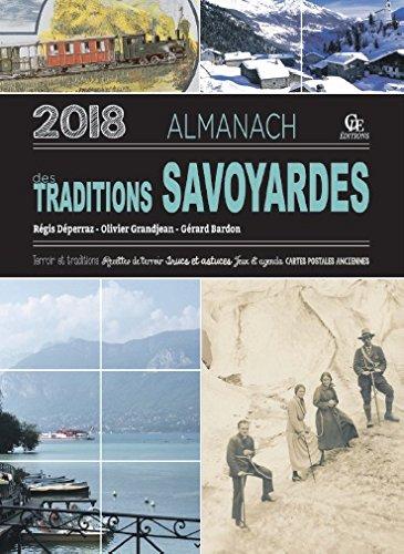 Descargar Libro Almanach des traditions Savoyardes 2018 de Régis Deperraz