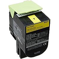 802y Toner Ret Prog Yellow 1k