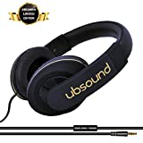 Best Beats Cuffie leggere - UBSOUND Dreamer - Cuffie Stereo On-ear con Microfono Review