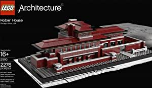 LEGO Architecture Robie House 21010 (japan import)