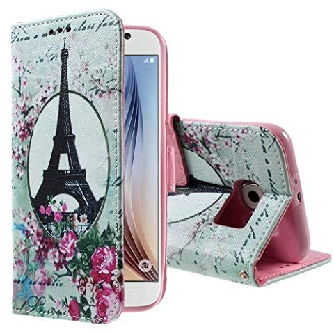 de portable d'affaires couverture de cas de Samsung Galaxy S6