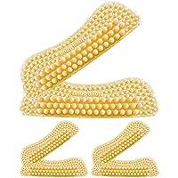 Novo Snug Selbstklebend Schuhe Fersenpolster Fersenschutz Pads Ferse Schuheinlagen für besseren Passend und Komfort... preisvergleich bei billige-tabletten.eu