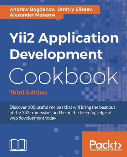 Yii Application Development Cookbook - Third (Application Development Cookbook)
